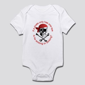Pirate Humor Infant Bodysuit