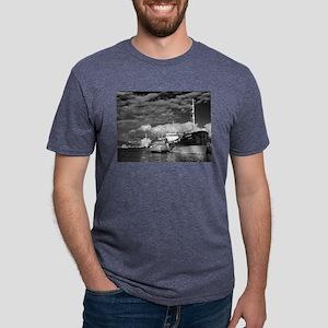 Ships at the harbor T-Shirt