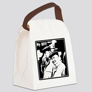 My BFF! Canvas Lunch Bag
