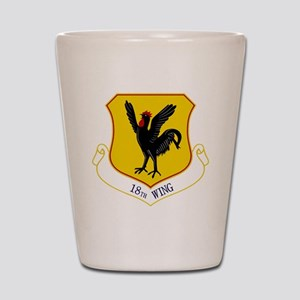 18th Wing Shot Glass
