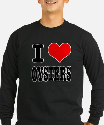 I Heart (Love) Oysters T