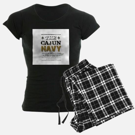 The Cajun Navy Neighbors Hel Pajamas