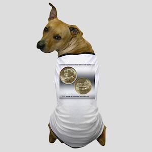 Battle of Antietam Anniversary Silver  Dog T-Shirt