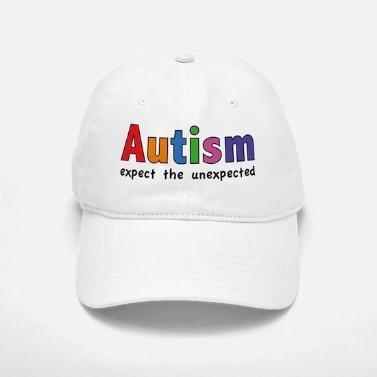 autismExpect1B Baseball Baseball Cap