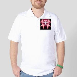 skull-cross-bow-OV Golf Shirt