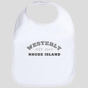 Westerly Rhode Island Baby Bib