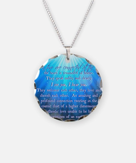 Soul Connections - Cosmic Necklace
