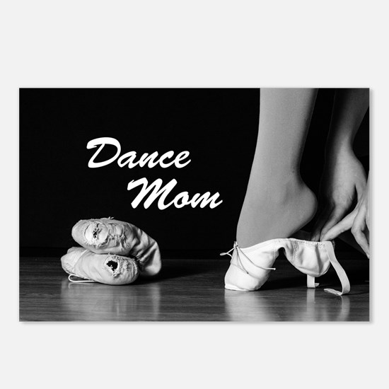 Dance Mom Magnet Postcards (Package of 8)
