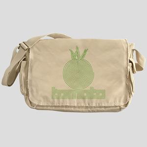 lbl_tomato Messenger Bag
