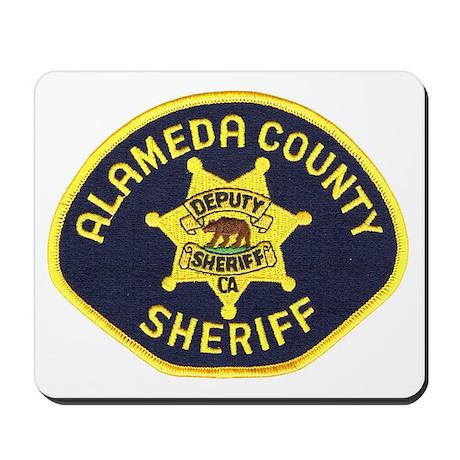 Alameda County Sheriff Mousepad
