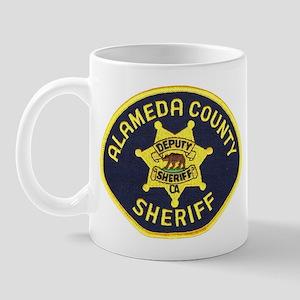 Alameda County Sheriff Mug