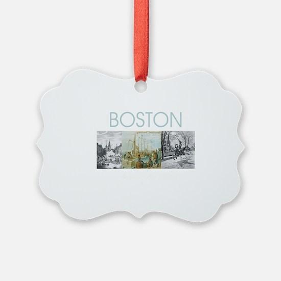 boston2tran Ornament