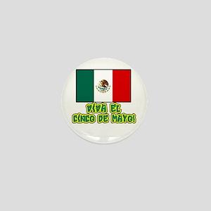 Viva Cinco de Mayo Mini Button