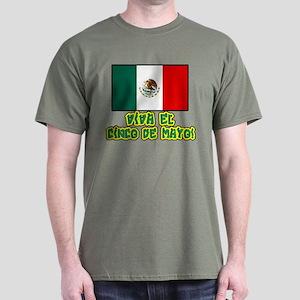 Viva Cinco de Mayo Dark T-Shirt 8 Colors