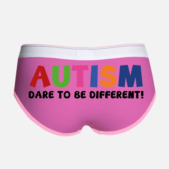 autismDare1A Women's Boy Brief