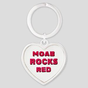 Moab Rocks Red, rocks Keychains