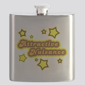 Attractive Nuisance Flask