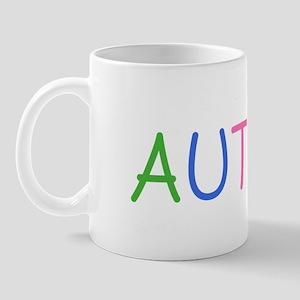 teachKidsAutism1B Mug