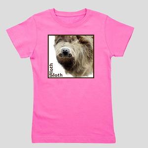 Sloth T-Shirt Girl's Tee