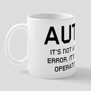 autismSystem2C Mug