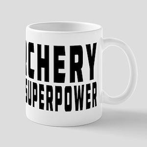 Archery Is My Superpower Mug