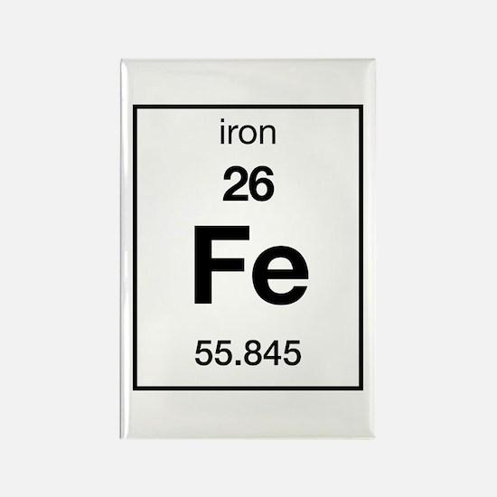 Iron Rectangle Magnet
