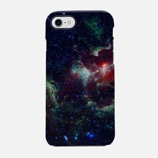 Heart and Soul Nebula iPhone 7 Tough Case