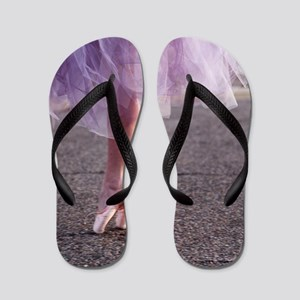 Tutu You Cat Forsley Designs Flip Flops