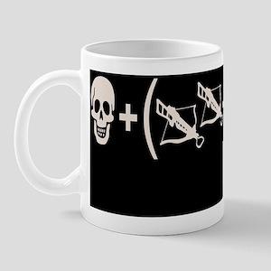 skull-crossbows2-OV Mug