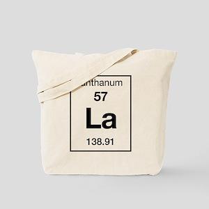 Lanthanum Tote Bag