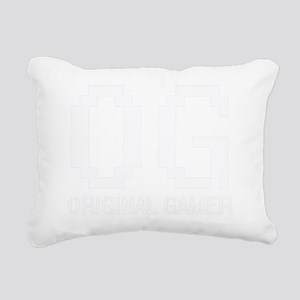 og Rectangular Canvas Pillow