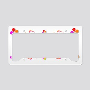 Amy 1 License Plate Holder