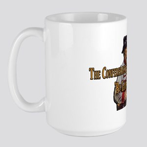 The Confederate States Marine Corps Large Mug