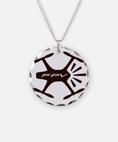 FPV Quad Pilots Necklace