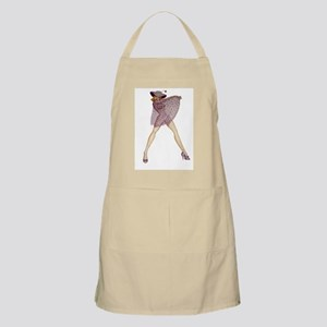 Fashion Lady BBQ Apron