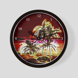 ni_wooden  Wall Clock
