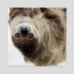 Sloth Curtains Queen Duvet