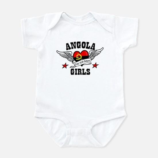 Angola has the best girls Infant Bodysuit