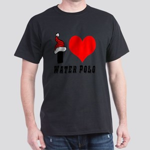 I Love Waterpolo Dark T-Shirt