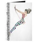 Girl on Swing Journal