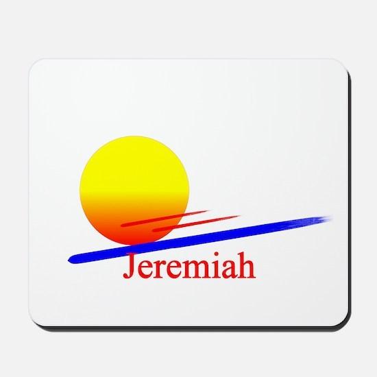 Jeremiah Mousepad