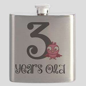 3 Years Old Baby Bird Flask