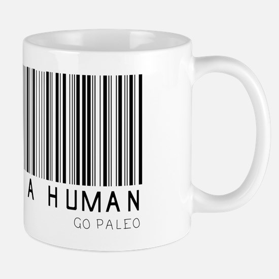 Eat Like a Human Mug