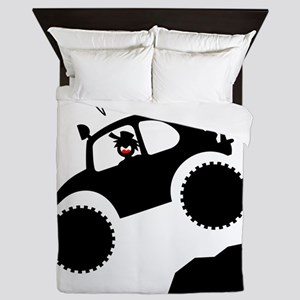 BAJA BUG JUMPING Queen Duvet