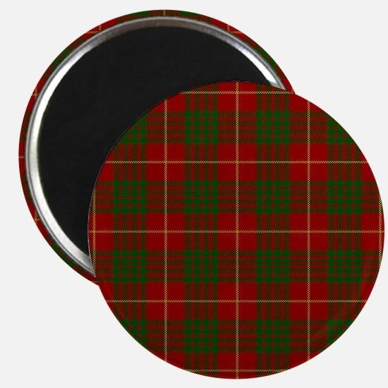 Cameron Modern Tartan Magnet