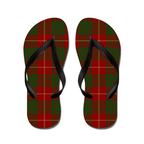 Flip flop with cameron