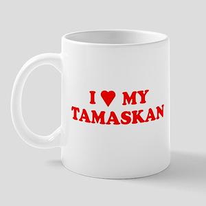 TAMASKAN T-SHIRT TAMASKANSHIR Mug