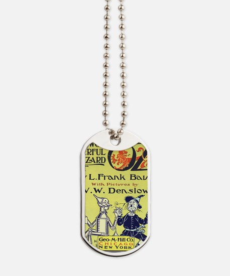 Wizard of Oz Dog Tags