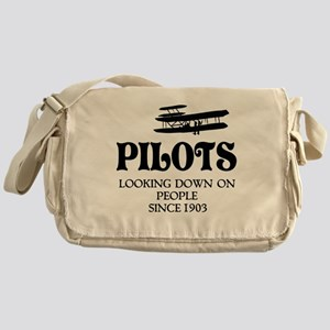 Pilots Messenger Bag