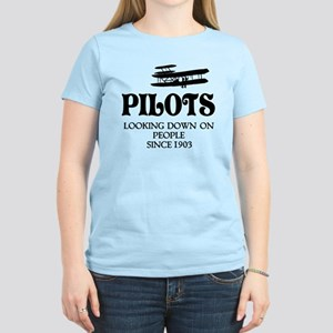 Pilots Women's Light T-Shirt